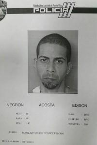Ficha Edison Negrón Acosta