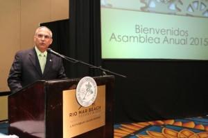 Ingeniero Ralph Kreil Rivera, presidente