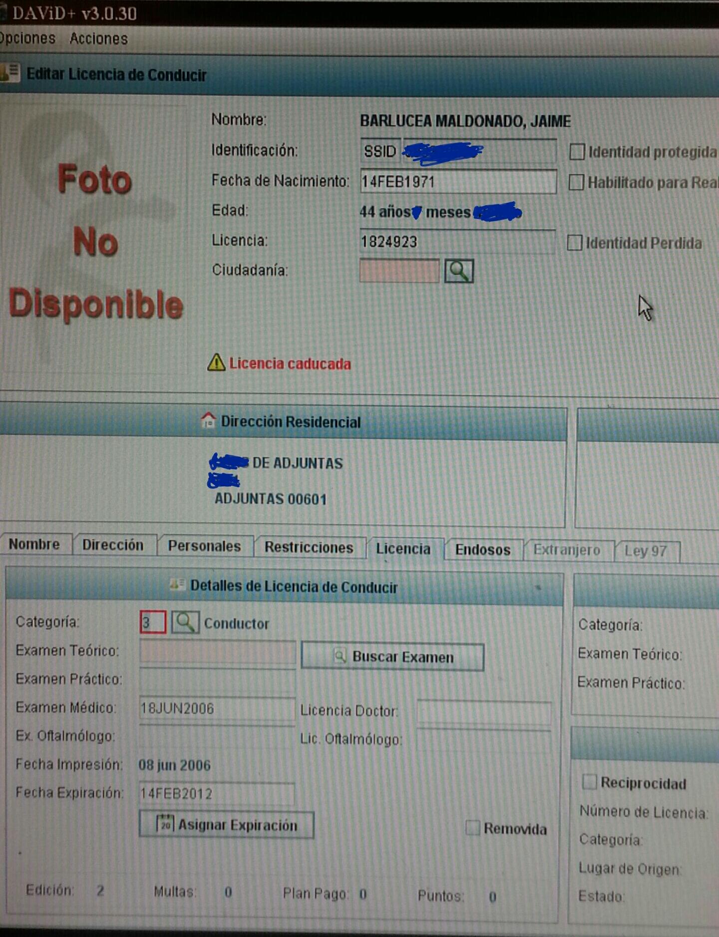 Puerto Rico Licencia De Conducir - newhairstylesformen2014.com