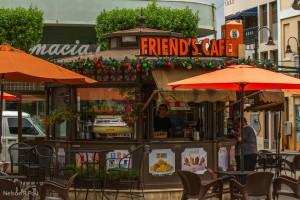friend cafe