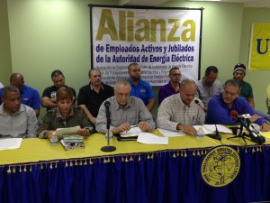 Conferencia de Prensa Alianza 2