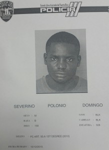 Ficha Domingo Severino Polonio