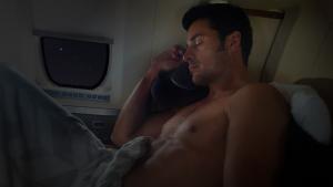 chayanne en avion