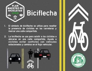 Biciflechas