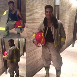 bombero chayannne