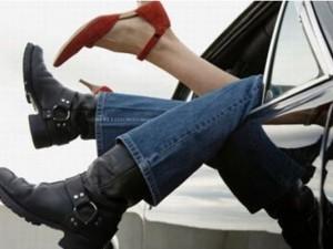 sexo en auto