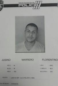 Ficha Florentino Jusino Marrero