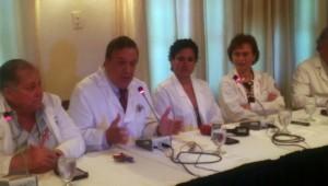 Hector Rivera, Eduardo Ibarra,Sharon Millan, Sara Huertas