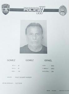 Israel Gomez Gomez