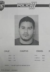 Ficha Ismael G. Cruz Campos