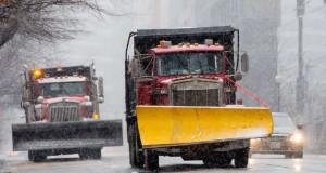 camion de nieve