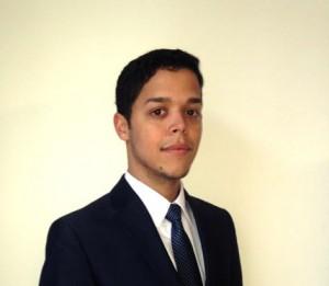 Roberto Torres estudiante Internato Condova y Fernos - UPR Carolina