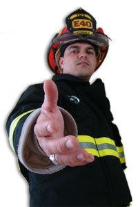 angel bombero