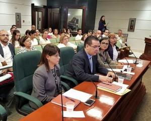 Foto Vista Pública ponencia Colegio