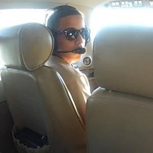 joven piloto