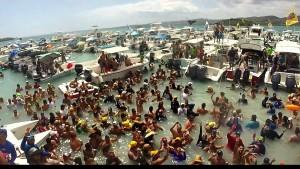 playa caracoles