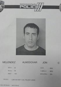 Ficha Jon C. Meléndez Almodovar
