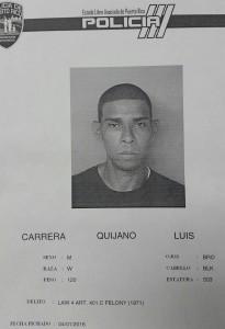 Ficha Luis Carrera Quijano
