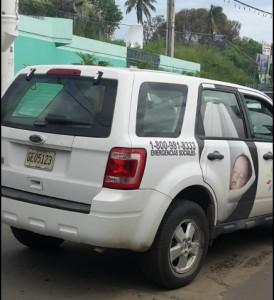 Fotografia Vehiculo DF Vieques