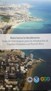 Portada de la Guía de Adaptación a Cambio CLimático