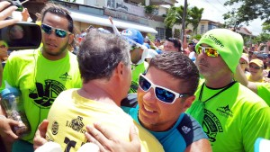 ALCALDE CABO ROJO RECIBE A RAYMOND ARRIETA EN CIERRE __DA VIDA__