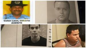 asesinos policia