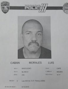 Ficha Luis Caban Morales