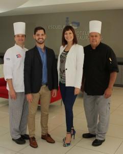 Salon Restaurante UPR Carolina - Staff Banquetes y Catering