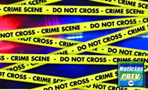 Crime scene tape background