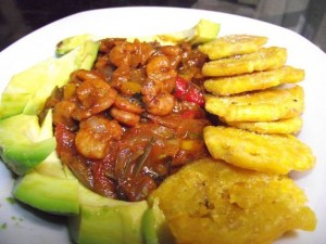 plato de comida