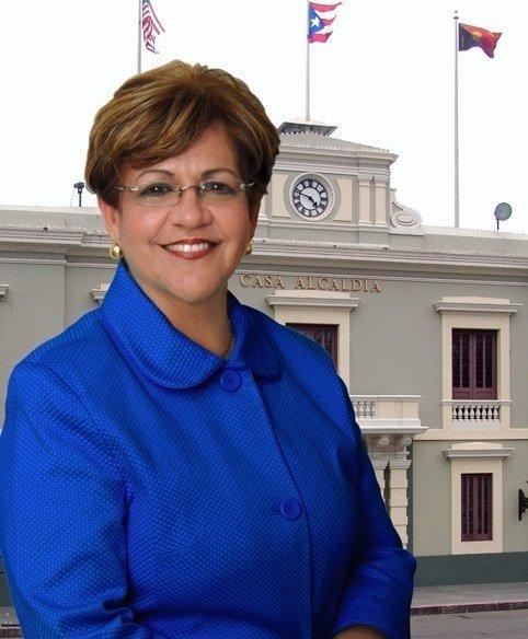 """Image result for alcaldesa de Ponce María """"Mayita"""" Meléndez"""