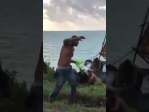 cubanos-playa