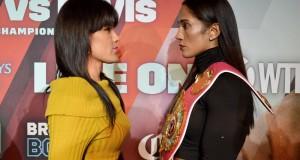pelea mujeres