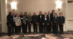 Presidentes de Universidades de África, Taiwan, Líbano, Australia, El Salvador, Canadá