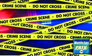 Crime scene tape background