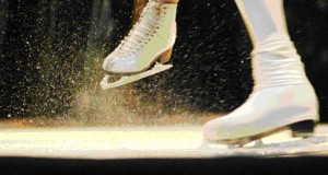 hielo patines