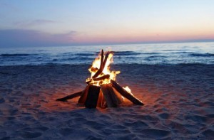 playa fogata